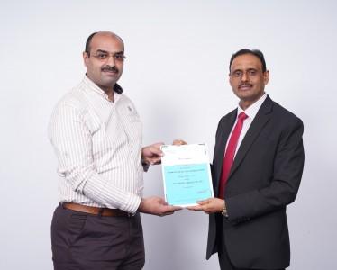 Certificate Ceremony
